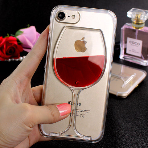 iPhone Cases - Vampire Blood. A Glass A Day Keeps The Doctor Away!
