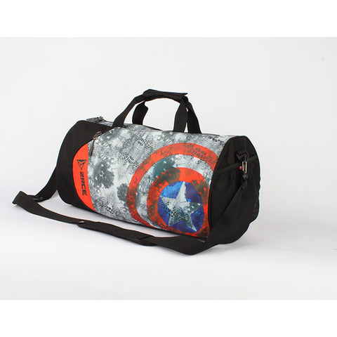 Men's Superhero Sports/Fitness Bag - Waterproof & Extra Capacity