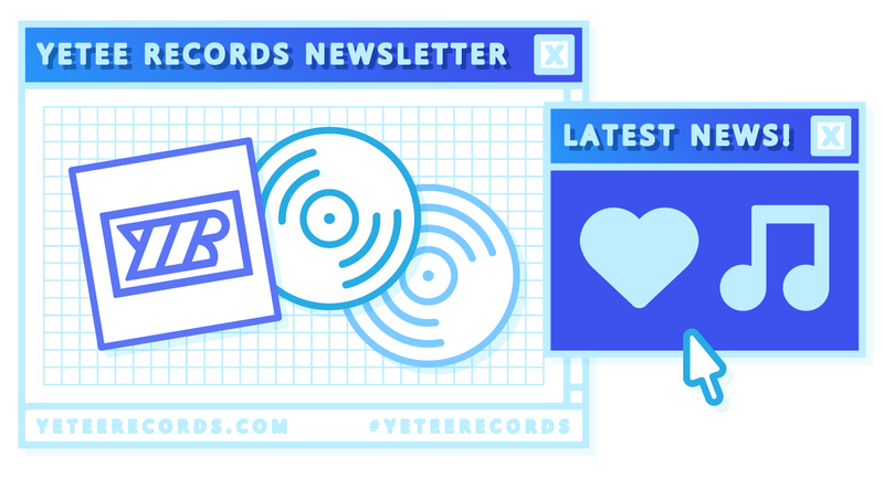 Yetee Records Releases July 2018