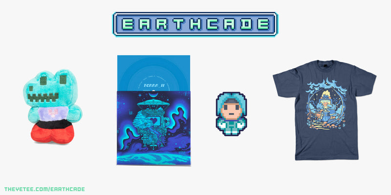 EARTHCADE: MARCH LINE RELEASE