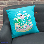 Upcycling Pillow Collection #74 - Upcycling Pillow Collection #74