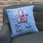 Upcycling Pillow Collection #79 - Upcycling Pillow Collection #79
