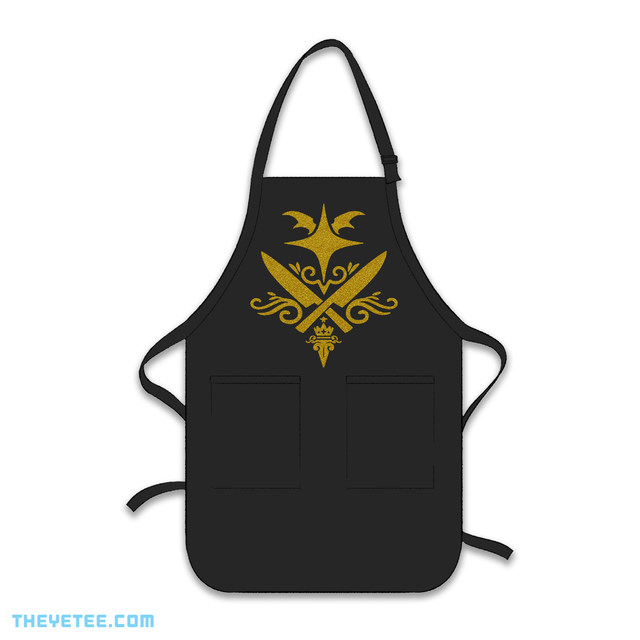 Battle Chef Apron - Battle Chef Apron