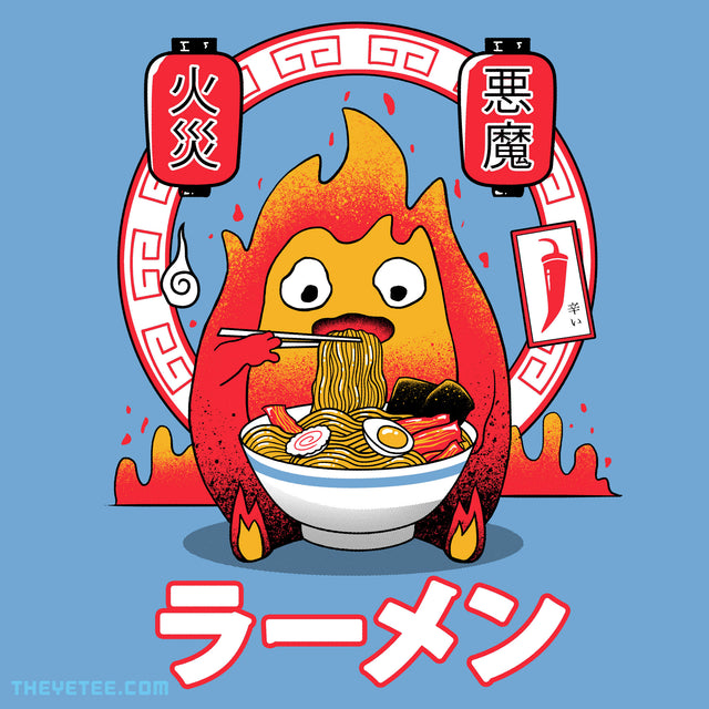 Fire Demon Ramen