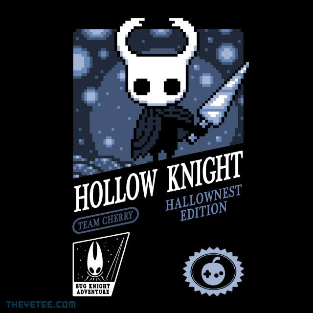 Hollow Knight Retro