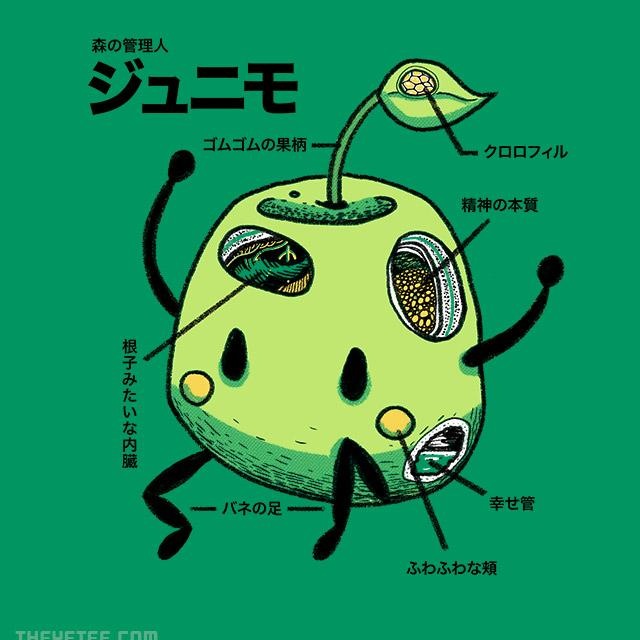 Junimo Anatomy