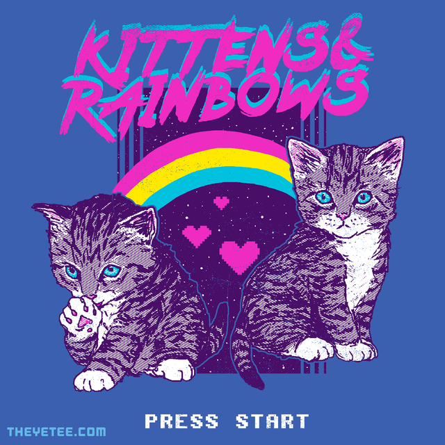 Kittens & Rainbows