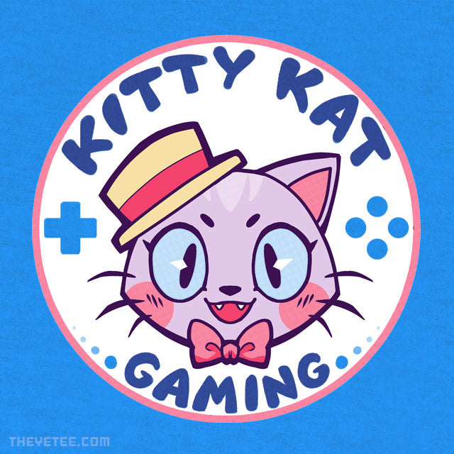 Kitty Kat Gaming Logo