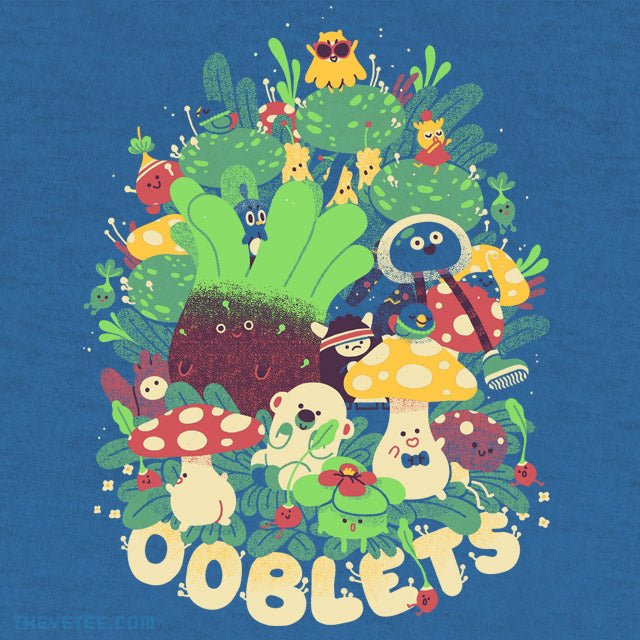 Ooblet Friends