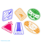 Legendary Traveler Stickers - Legendary Traveler Stickers