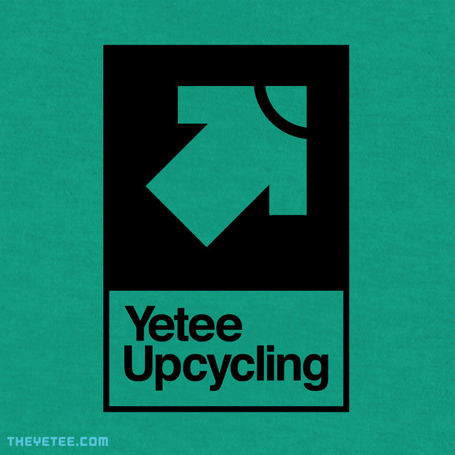 Yetee Upcycling