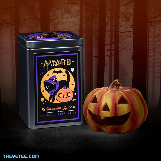 Amaro Pumpkin Spice Coffee