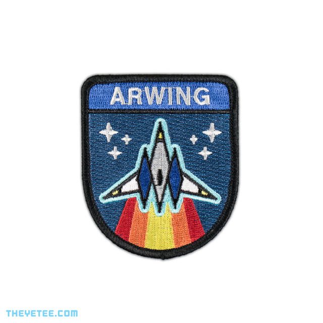 ARWING Patch