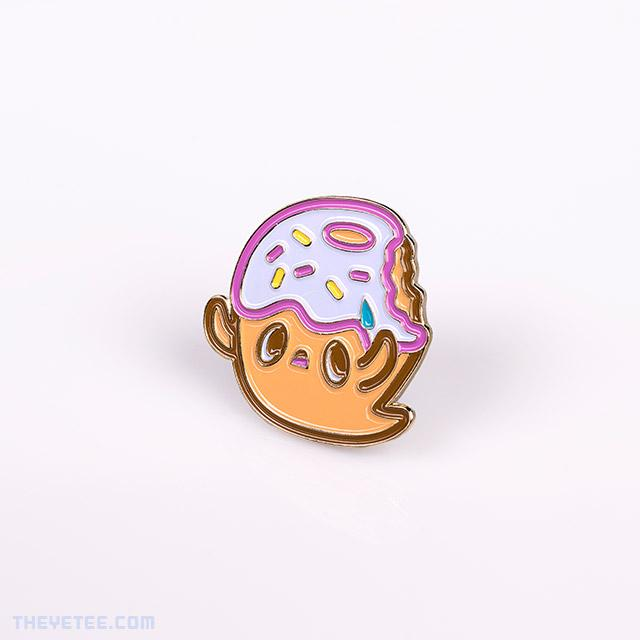 Donut Ghost Bite Pin