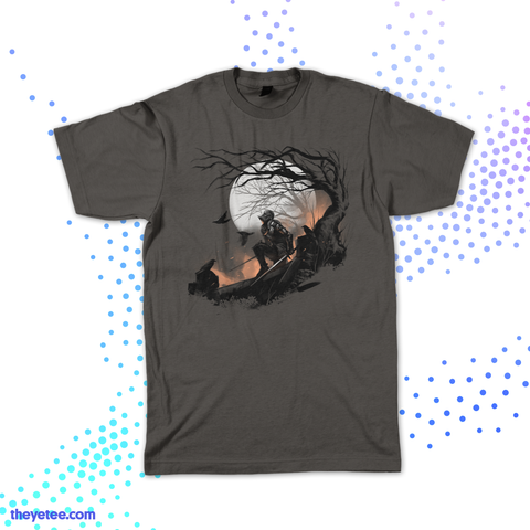 The Yetee Corona Relief Done Quick $5 from every sale benefits prevent cancer foundation! the yetee corona relief done quick