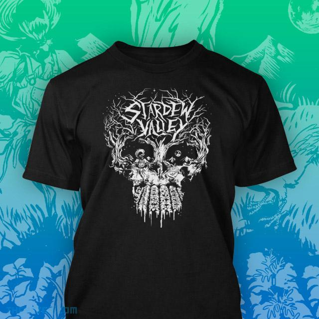 Skulldew Valley Tee - Skulldew Valley Tee