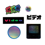 Video Sticker Pack - Video Sticker Pack