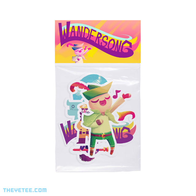 Wandersong Sticker Set - Wandersong Sticker Set