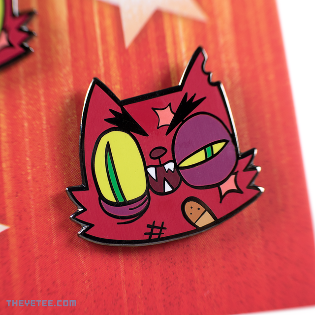 Buff Boi Pin