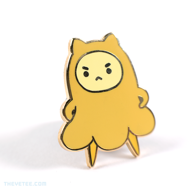 Clickyclaws Pin