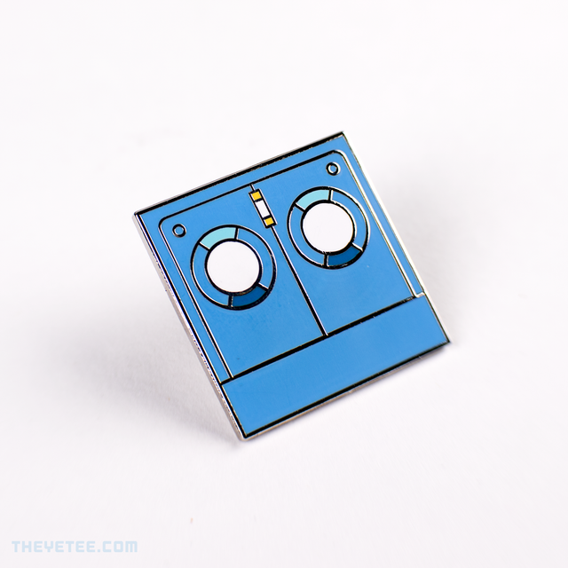 DeathSquared Pin Set
