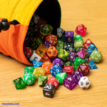 Upcycling Dice Bag Collection #02 - Upcycling Dice Bag Collection #02