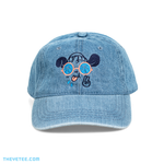 Dope As Heck Denim Cap - Dope As Heck Denim Cap