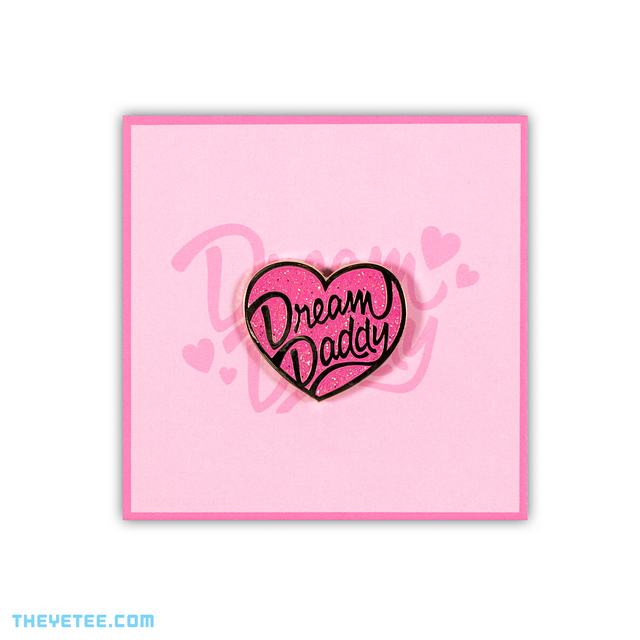 Dream Daddy Pin