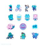 EarthCade Sticker Pack - EarthCade Sticker Pack
