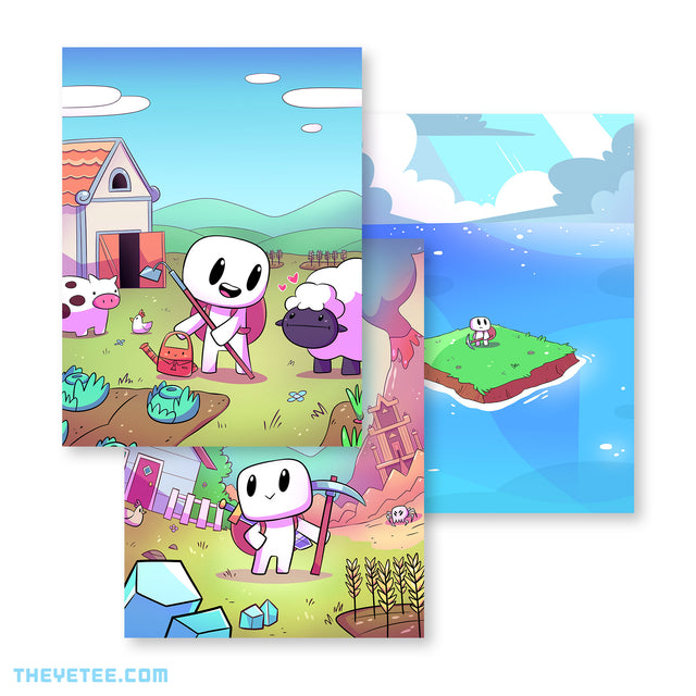 Forager Poster Pack 1 - Forager Poster Pack 1