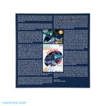 Insert featuring liner notes from Retronauts' Jeremy Parish.  - Gradius