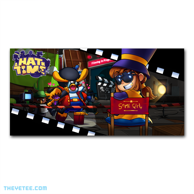 A Hat In Time Poster - A Hat In Time Poster