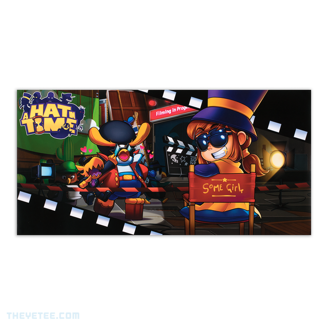 A Hat in Time Collector's Box