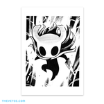 Hollow Knight Screenprint 1 - Hollow Knight Screenprint 1