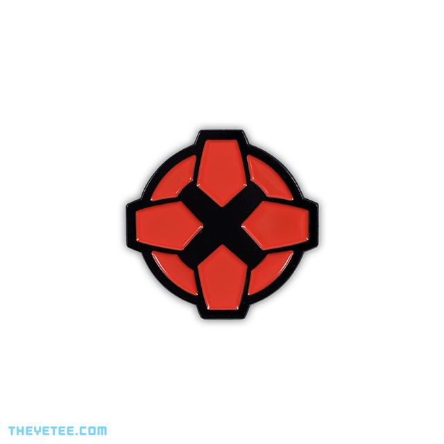 IGN Enamel Pin
