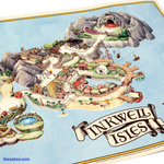Inkwell Map - Inkwell Map