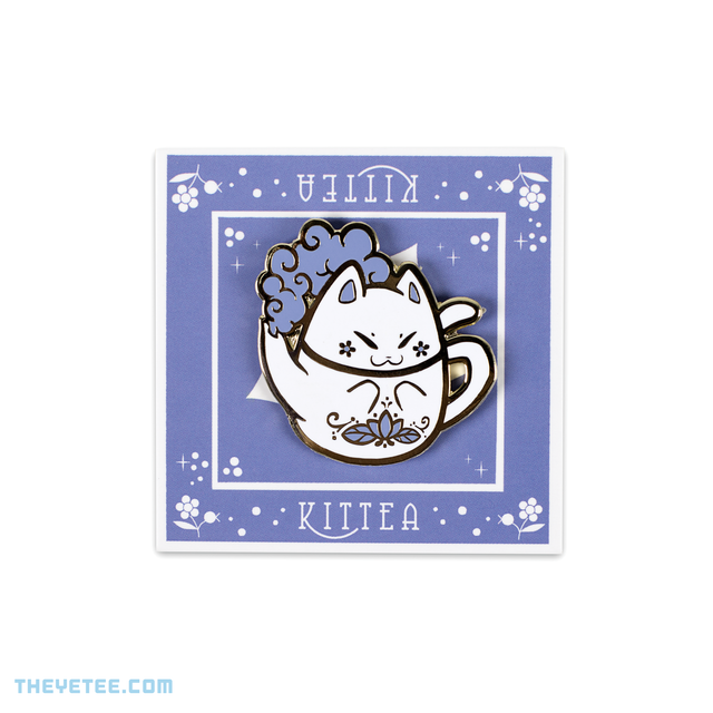 Kittea Pin - Kittea Pin