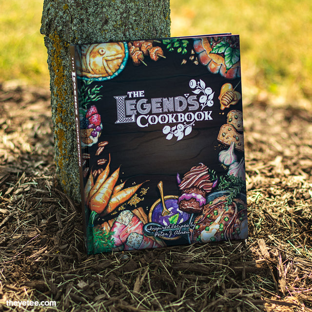 The Legend's Cookbook Digital eBook - The Legend's Cookbook Digital eBook