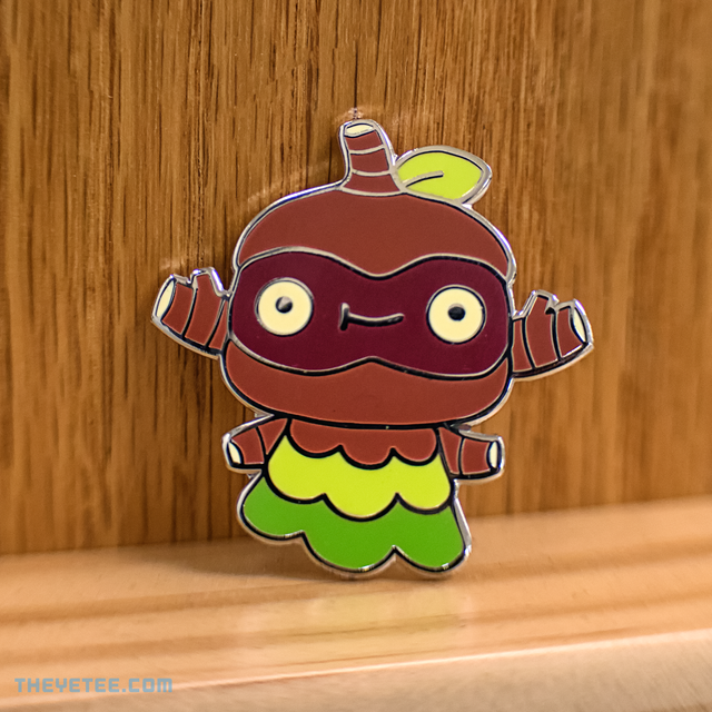 Jumbo Lumpstump Pin