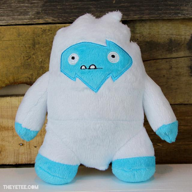 The Amazing Yetee Plush - The Amazing Yetee Plush