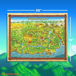Stardew Valley Map - Stardew Valley Map