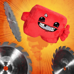 Meat Boy Plush - Meat Boy Plush