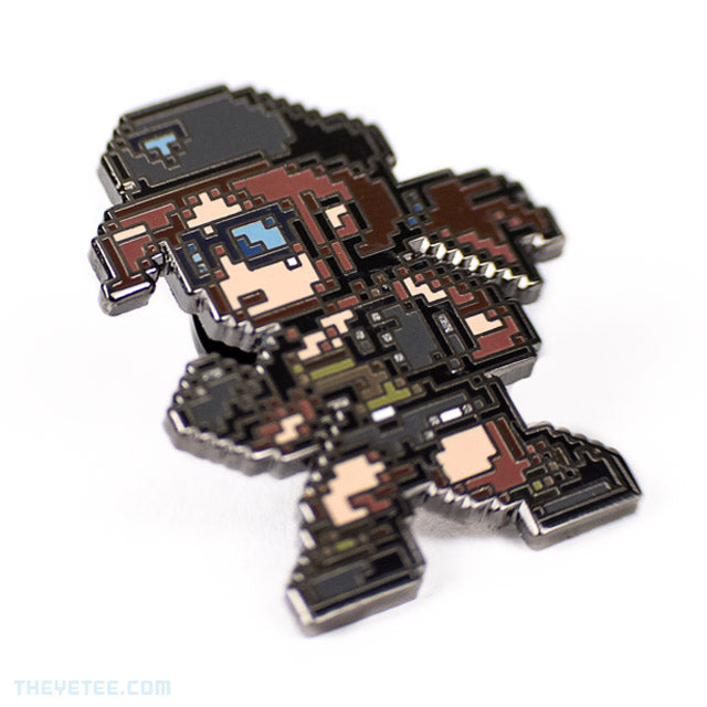 Mercenary Kings Enamel Pin Set