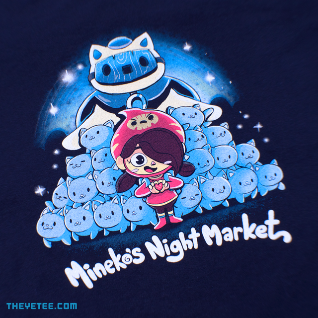 Mineko And The Cats The Yetee Sub for free if you have amazon prime by linking at twitch.tv/twitchprime then clicking the sub link! usd