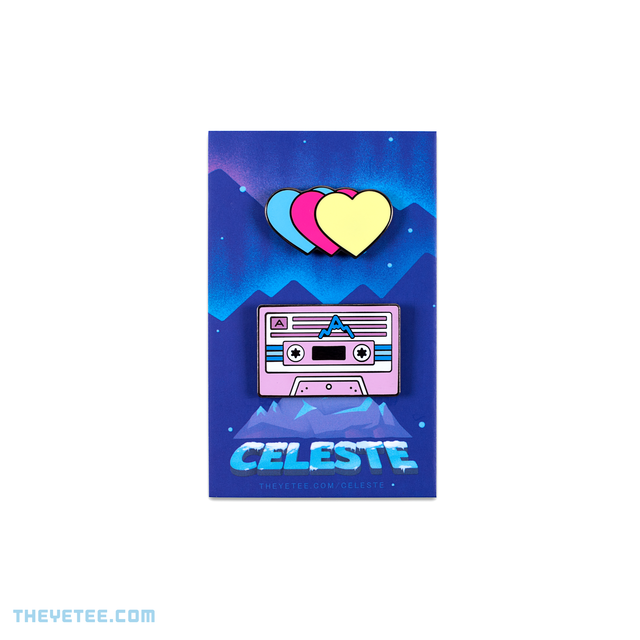 Mixtape Love Pinset - Mixtape Love Pinset