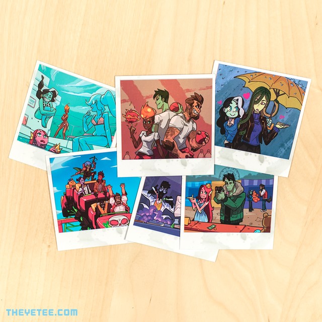 Monster Prom Photo Pack 2 - Monster Prom Photo Pack 2