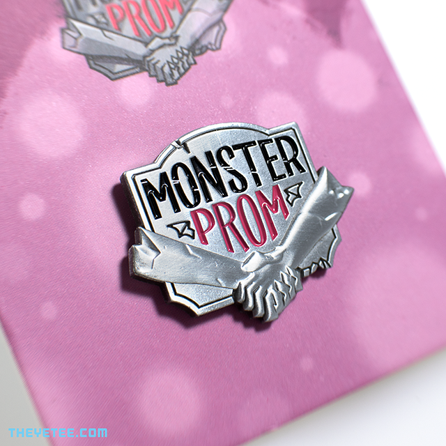 Monster Prom Pin