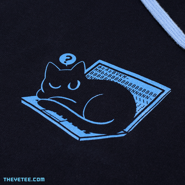 Night Shift Office Cats Hoodie