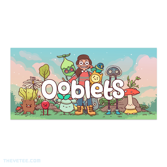 Ooblets Poster