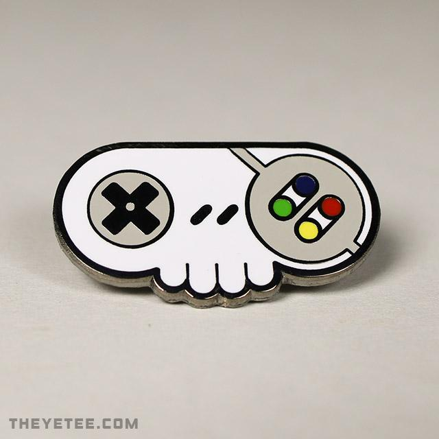 Skullpad Pin